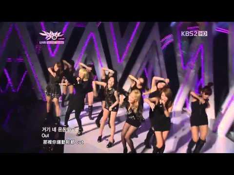 111111 Wonder Girls - G.N.O @ Comeback Stage [HD中字]