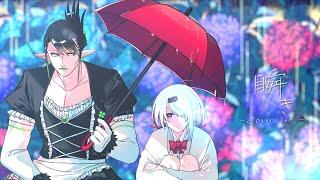 【#にじレジ】瞬き/back number 2周年これからも傘さしてくぜ!【椎名唯華 花畑チャイカ/にじさんじ】