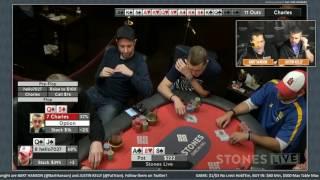 #Vlogger Game: Poker Sickness!