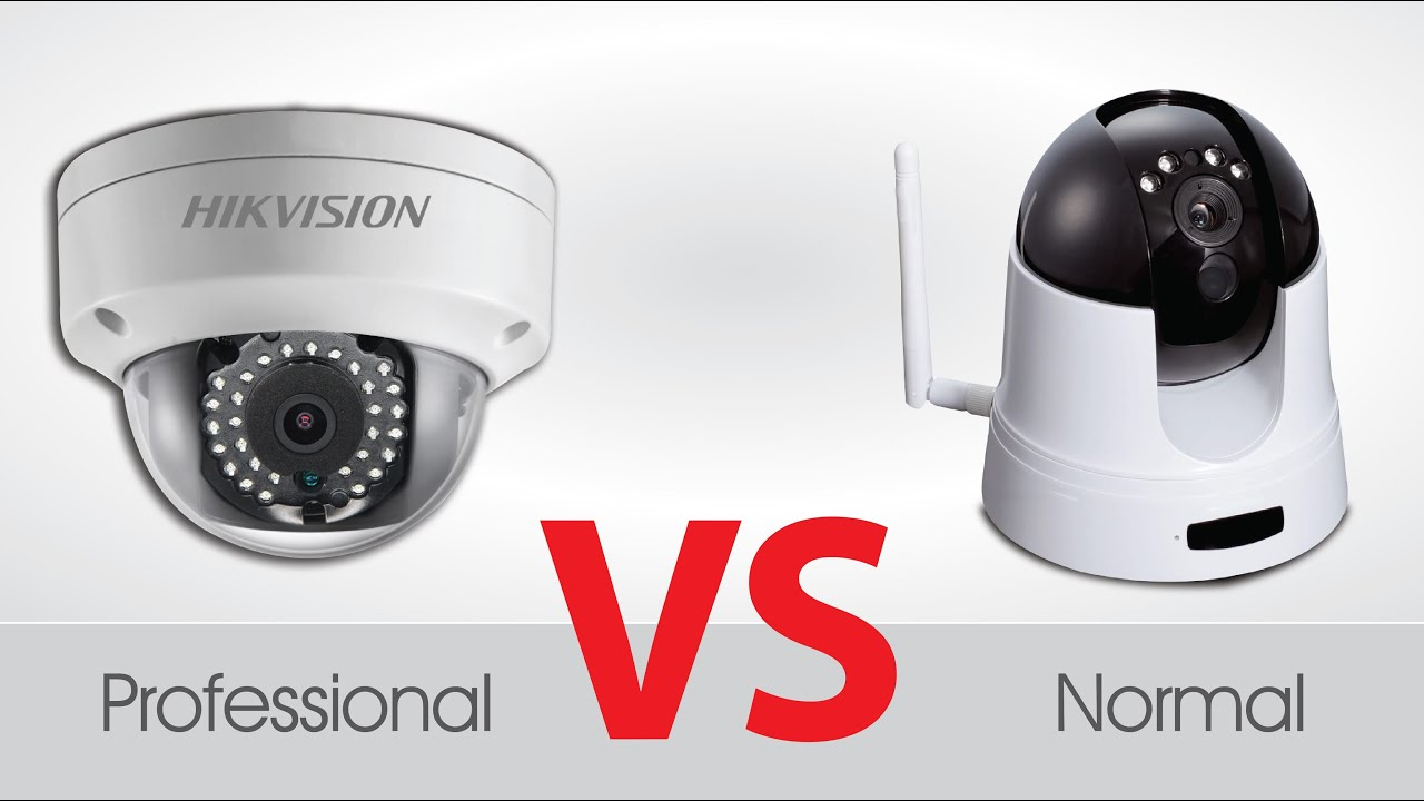 What is the difference between diy camera vs professional ip cctv what is the difference between diy camera vs professional ip cctv camera youtube solutioingenieria Images