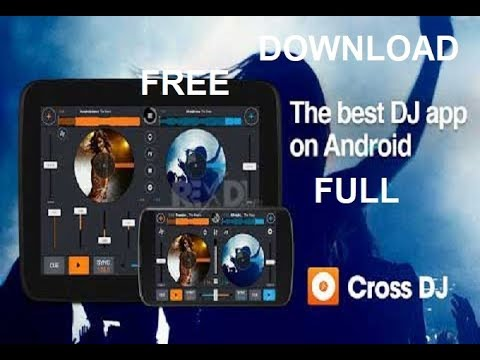DOWNLOAD – Cross DJ Pro  APK Full ( APP in description )  #Smartphone #Android