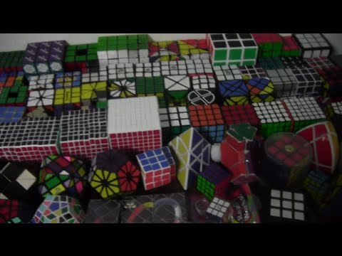 big rubik 39 s cube collection as of may 2nd 2013. Black Bedroom Furniture Sets. Home Design Ideas