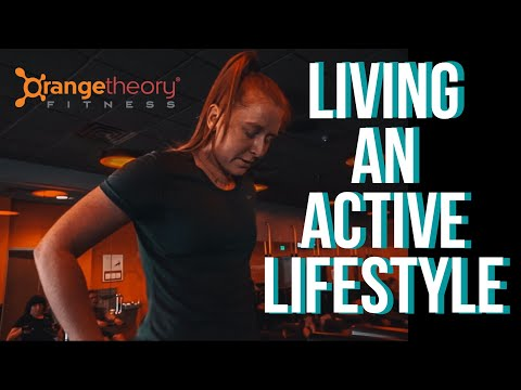 Orangetheory Fitness Class HUNGOVER | LIVING AN ACTIVE LIFESTYLE | Trampoline Park | DAY IN THE LIFE