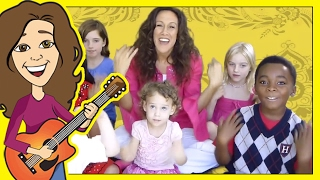 Muévete Canción para niños | Children's Song in Spanish | Body Parts | Patty Shukla en español