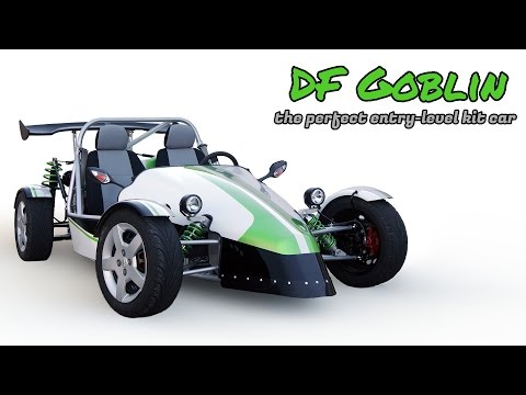 DF Goblin - Build your own mid-engine sports car