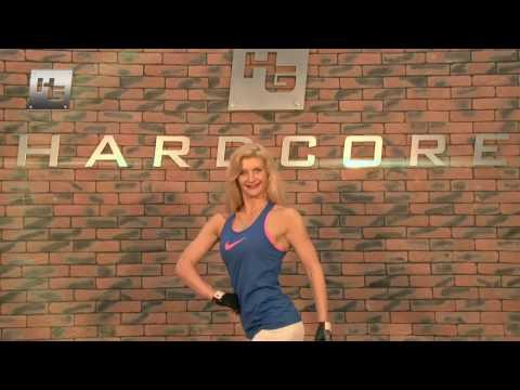 День ног с Екатериной Рытенко в Hardcore Gym Barnaul