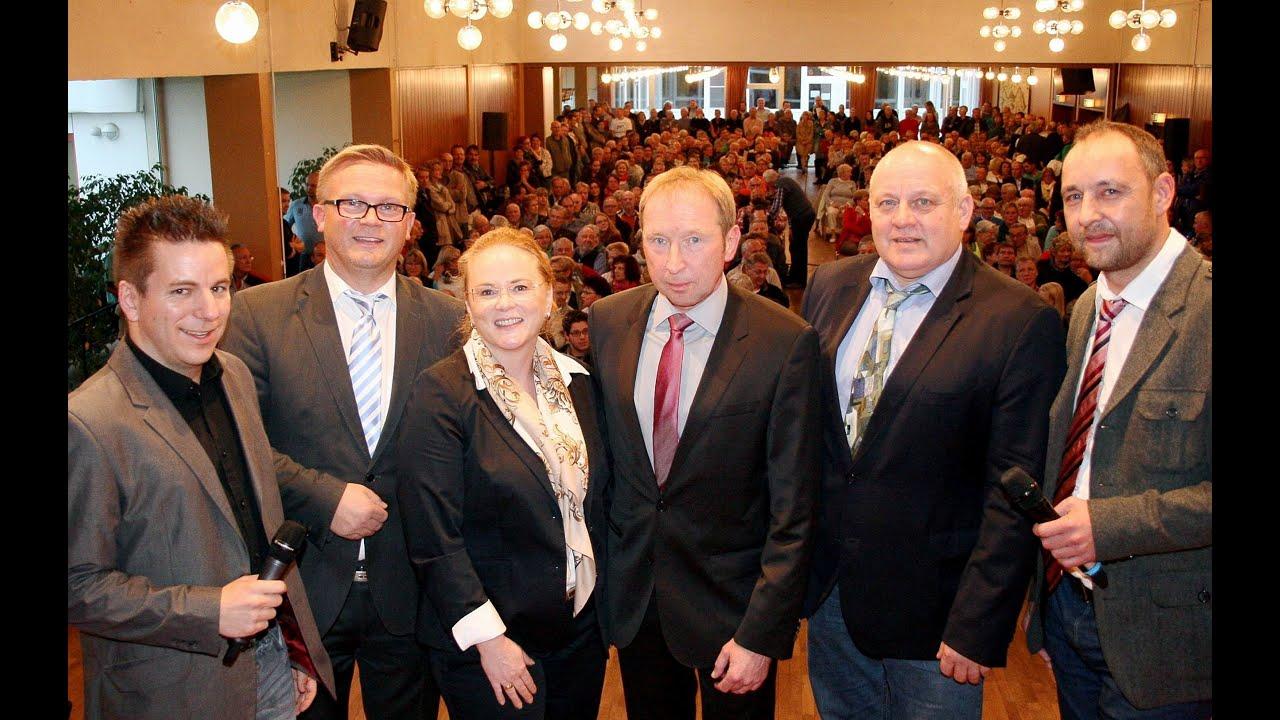 Zierenberg: Bürgermeisterkandidaten bei HNA-Lesertreff