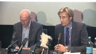 Ian Holloway's Final Crystal Palace Press Conference