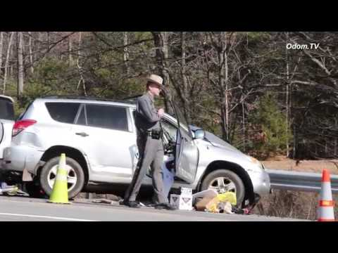 2018-02-27 - 3 Car MVA on US-209 near Spring Glen, NY