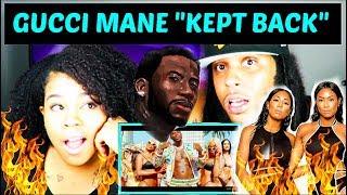 Gucci Mane - Kept Back ft Lil Pump - REACTION!
