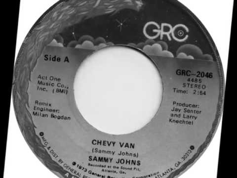 Sammy Johns -- Chevy Van ( Extended Version )