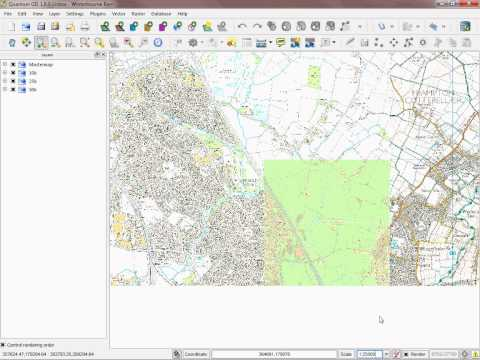 QGIS Tutorial for Archaeologist.avi