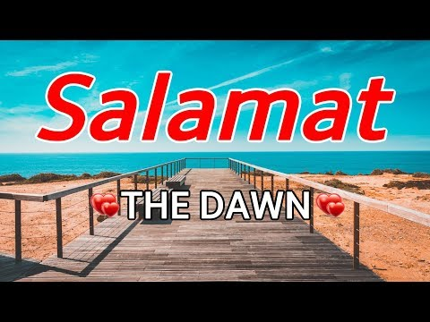 Salamat - THE DAWN Karaoke