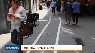 Antwerp Joins Washington, Chongqing for Text Only Lanes