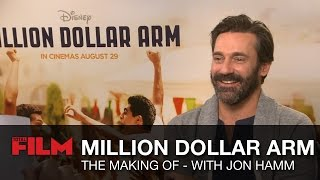 The Making Of Million Dollar Arm