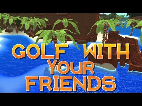 Randomowo: Golf With Your Friends - Kraken?! w/ Tomek Guga Piotrek