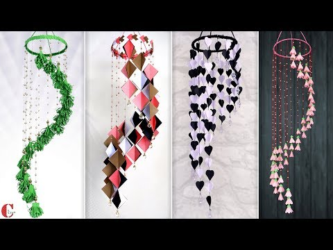8-paper-wall-hanging-ideas-!!!-diy-handmade-things
