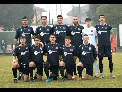 Virtus Ciserano Bergamo-Caravaggio 2-2, 15° giornata d'andata Serie D girone B 2020-2021