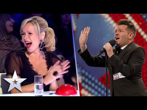 Unforgettable Audition: Twinkle, Twinkle Edward's A Star! | Britain's Got Talent
