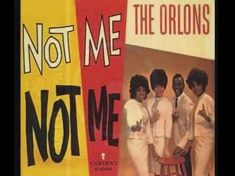 The Orlons - Not Me - 1963 45rpm