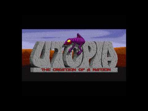 Amiga music: Utopia (music 4 - intro)