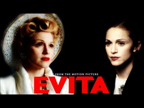 Evita Soundtrack - 17. You Must Love Me