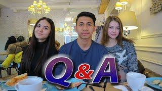 BOY & GIRLS IN RUSSIA - QnA