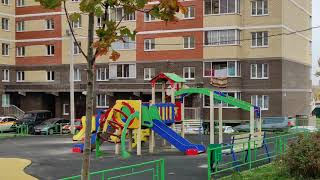 Обзор жилищного комплекса Жемчужина, 720 квартир,  три корпуса. Московская область город Серпухов.