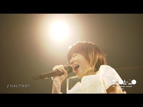 "Salyu ー HALFWAY (Live DVD「Salyu 10th Anniversary concert ""ariga10""」)"