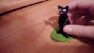 Мои пластилиновые коты ваители
