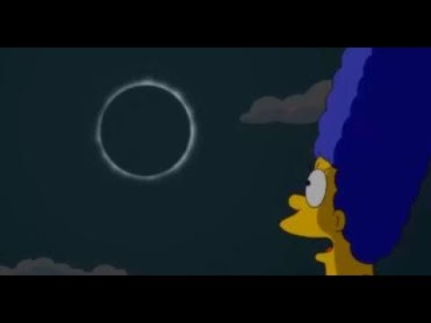 The Simpsons (2009) Episode Points to August 21st 2017 Eclipse?