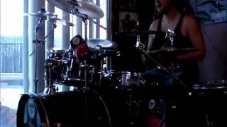 Desire to Fire (Machine Head Drum Cover)