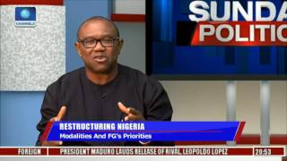 Nigeria Has A Failed Economy - Peter Obi  Pt 3
