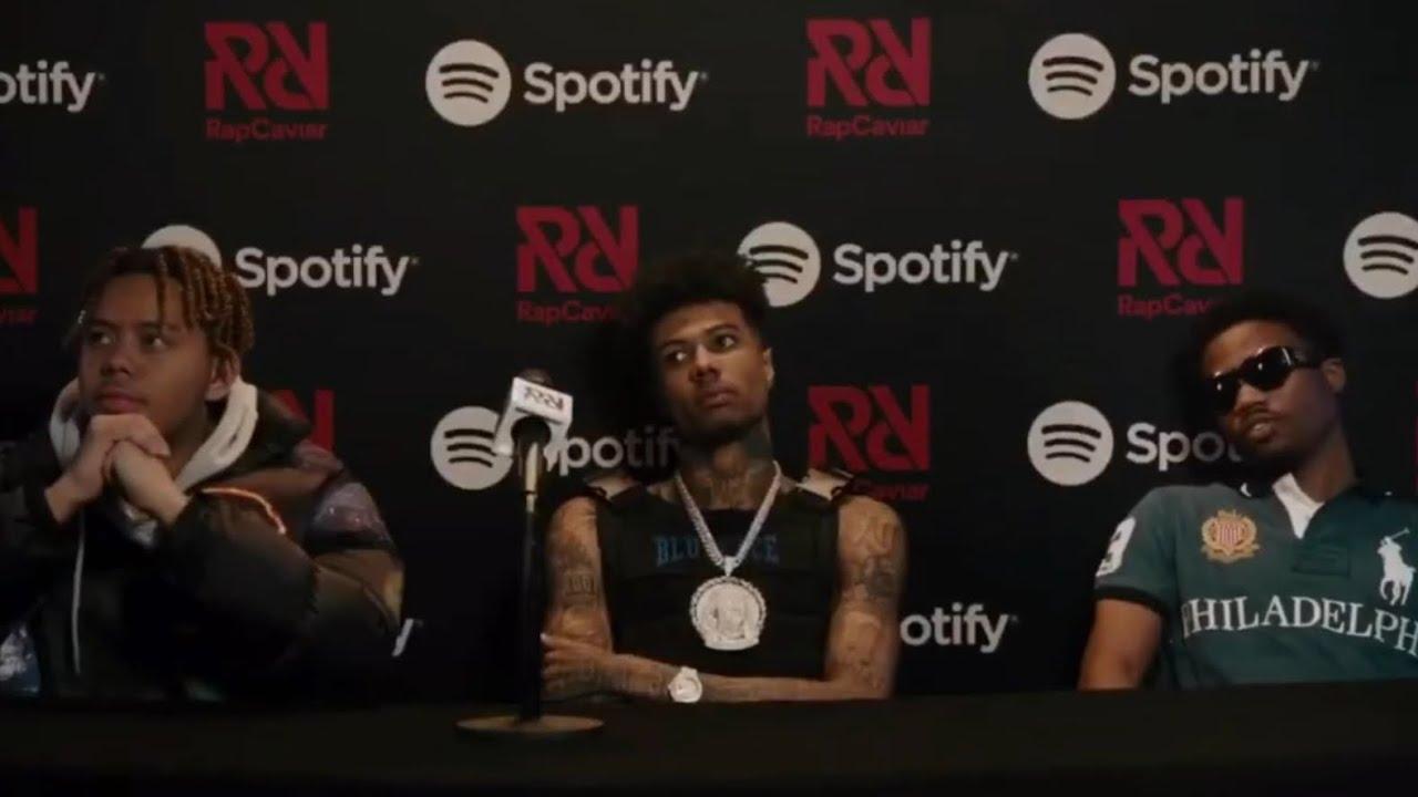 YBN Cordae, Blueface, Roddy Ricch - Documentary | XXL Freshman 2019 | Rap Caviar