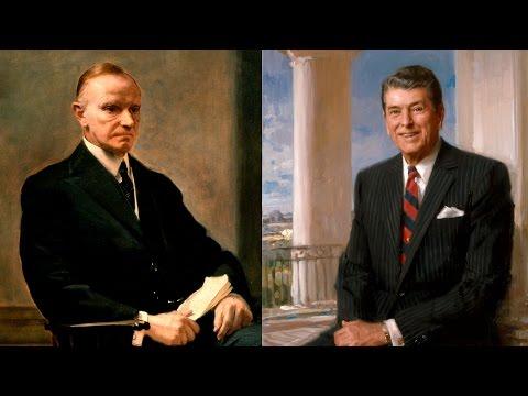 Calvin Coolidge v. Ronald Reagan Preview