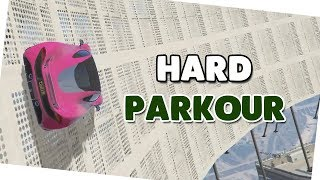 HARD PARKOUR 🍟 Parkour + Download 🍟 GTA V Custom Map #465
