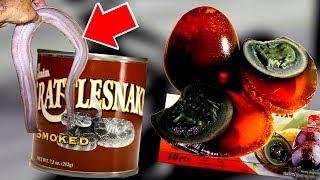 20 странных продуктов из супермаркетов от которых шерсть на жопе дыбом