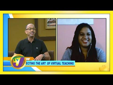 Lisa Wilson Explains The Art of Virtual Teaching - September 11 2020