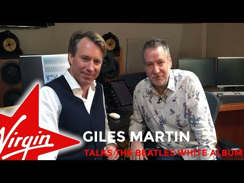 Giles Martin talks The Beatles White Album with Pete Mitchell