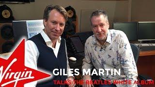 Giles Martin talks The Beatles White Album with Pete Mitchell