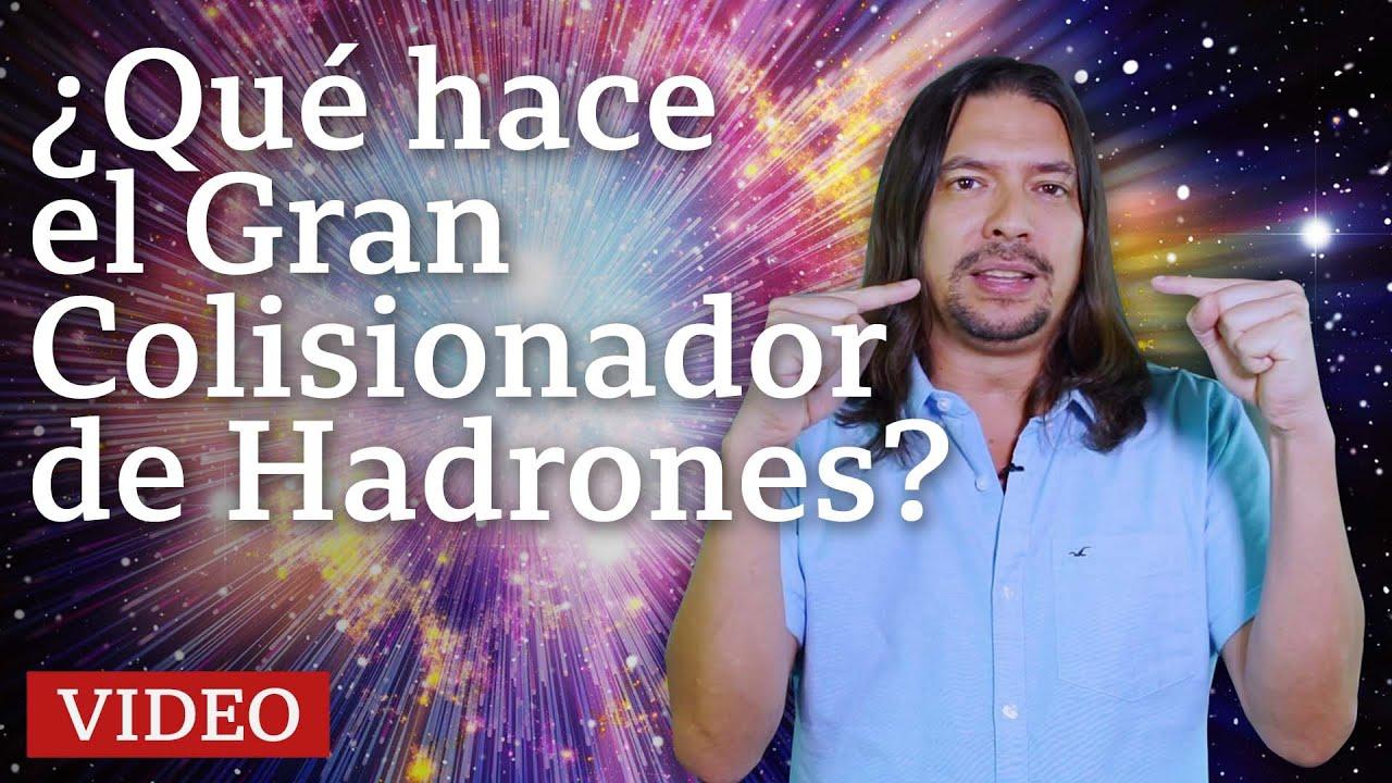 Qué es el Gran Colisionador de Hadrones y cómo ayuda a entender mejor el universo | BBC Mundo