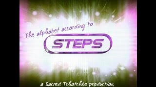 Steps Megamix: The Alphabet According To Steps