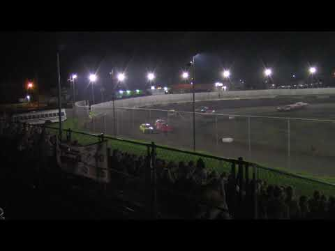 7-27-19 Peoria Speedway Street Stock Feature Highlights