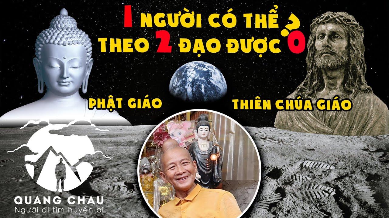 """Sư Cô có Nhân Tướng """"Như La Hán"""" chia sẻ Phật dạy Từ Bi - Chúa dạy Tình Yêu   Buddha & Jesus P2"""