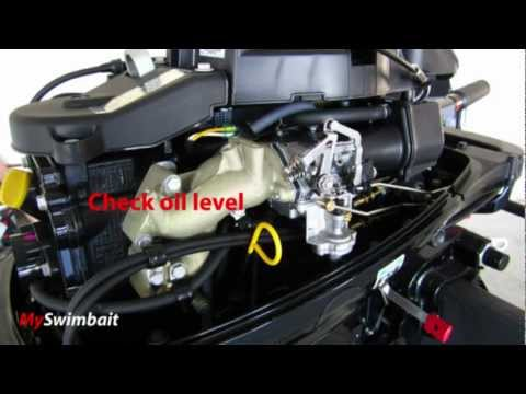 1995 mercury 15hp outboard cold start funnydog tv for Yamaha outboard break in procedure