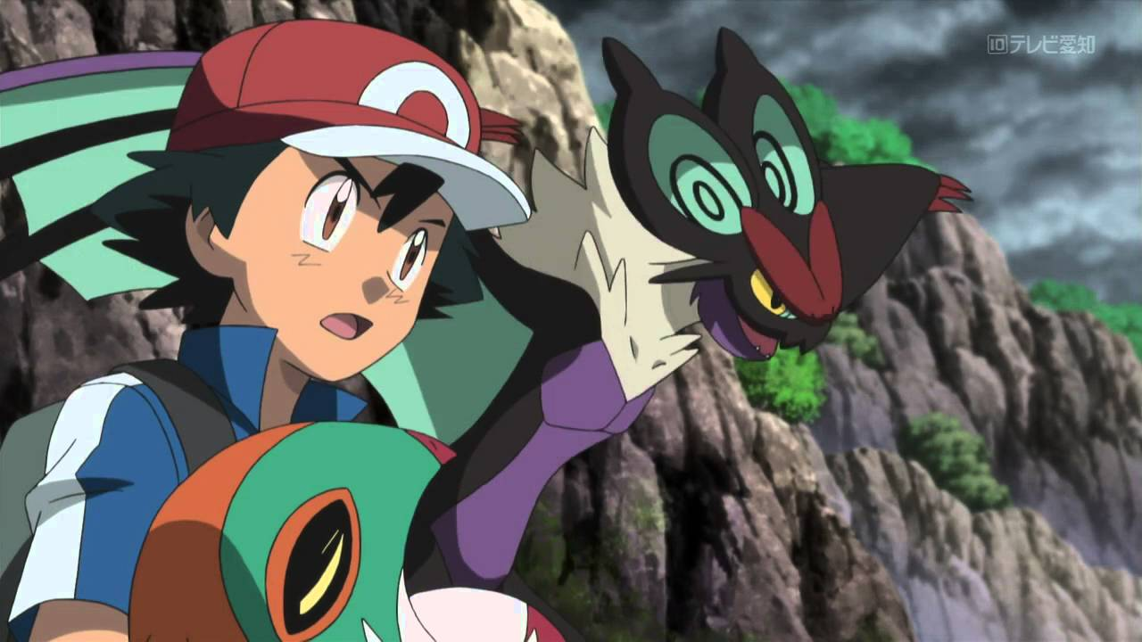 Cute Pikachu And Ash Wallpaper Ash S Noivern Vs Zapdos Pokemon Xy Amp Z Youtube