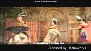 Visit 1 Malaysia Year 2014 theme song music video