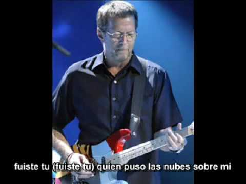 Eric Clapton Blue Eyes Blue/SUBS ESPAÑOL