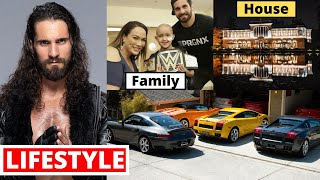 Seth Rollins Lifestyle 2020, Income, House, Career, Cars, Family, Wife,Biography,Girlfriend&NetWorth