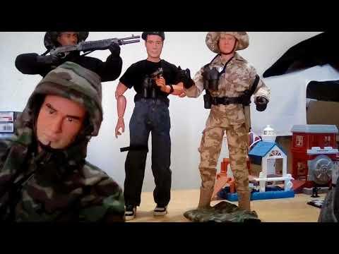 bosko's toybox 192 World Peacekeeper Marine NBC Specialist